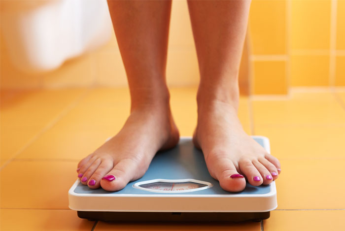girl weight scales