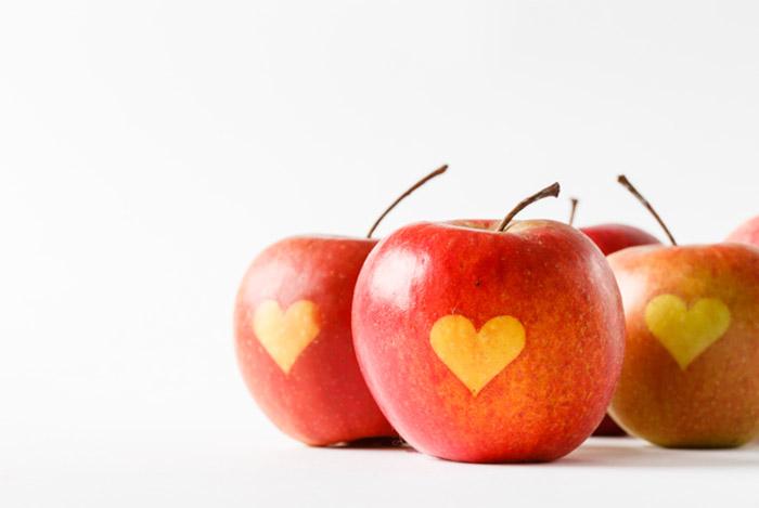 apples heart health