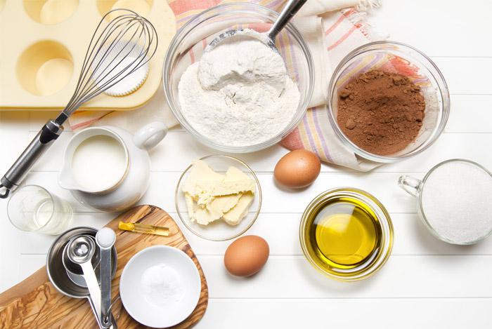 Ingredients For A Easy Cake