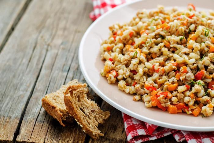 barley tabouli salad