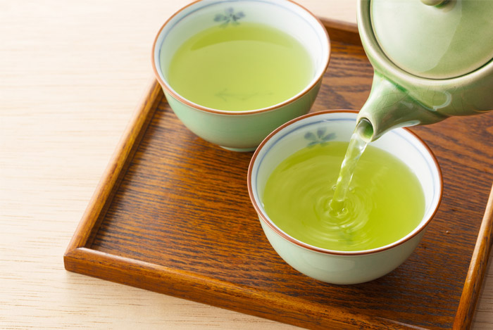 Good Natural Green Tea