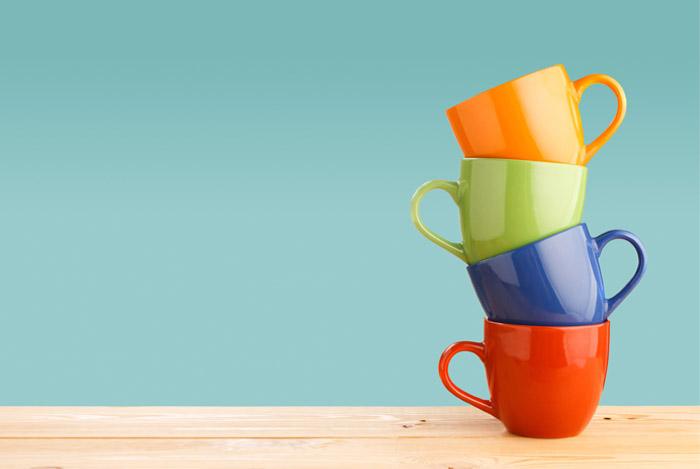 10 cups green tea