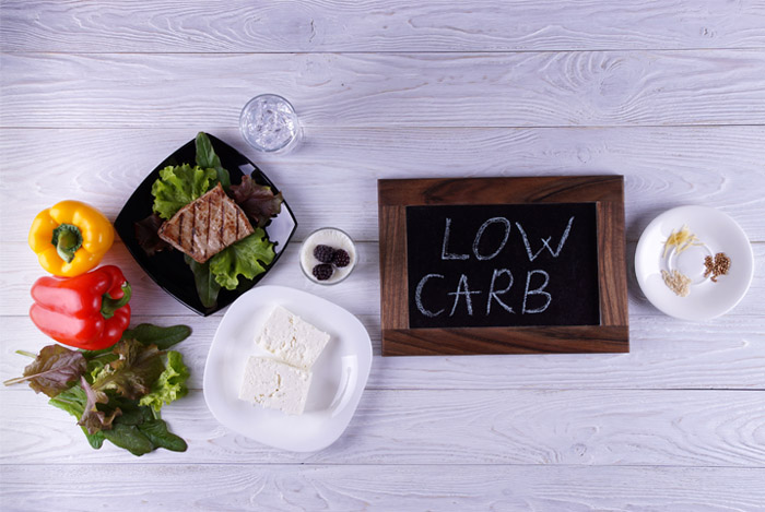 plates food low carb