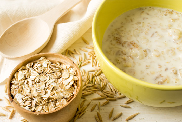 oats bowl