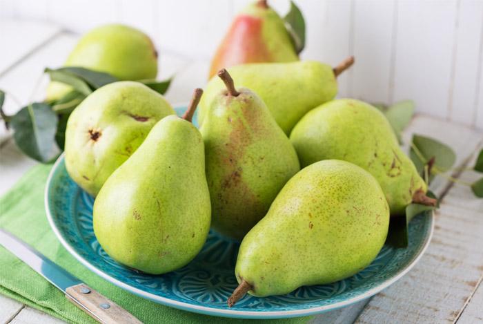 pears plate