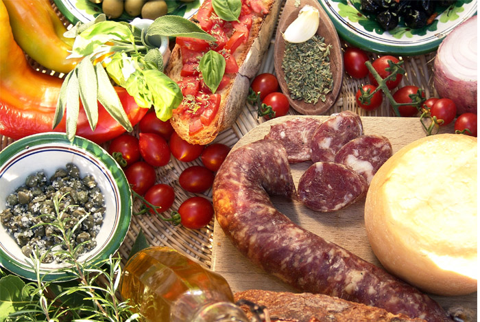 Irritable Bowel Syndrome – The Mediterranean Diet Can Help