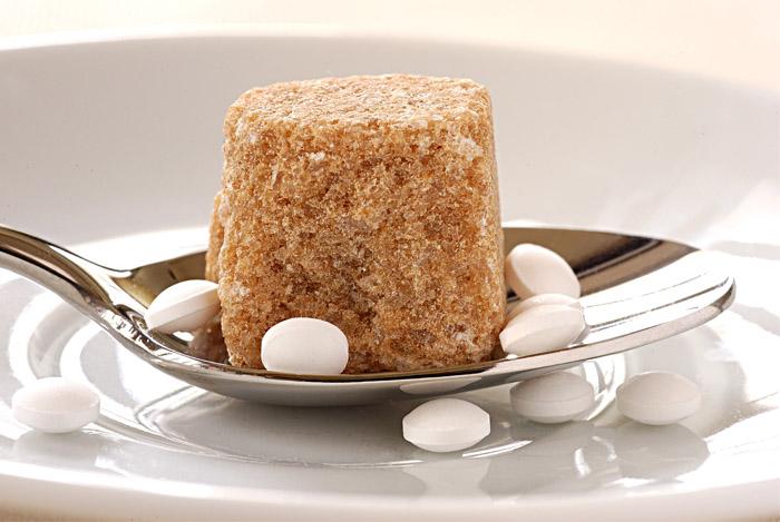 spoon sugar aspartame