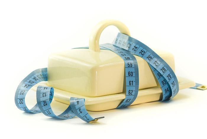 butter weight loss