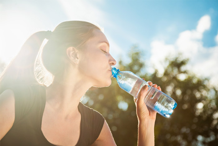 Can I Lose Weight Without Drinking Water