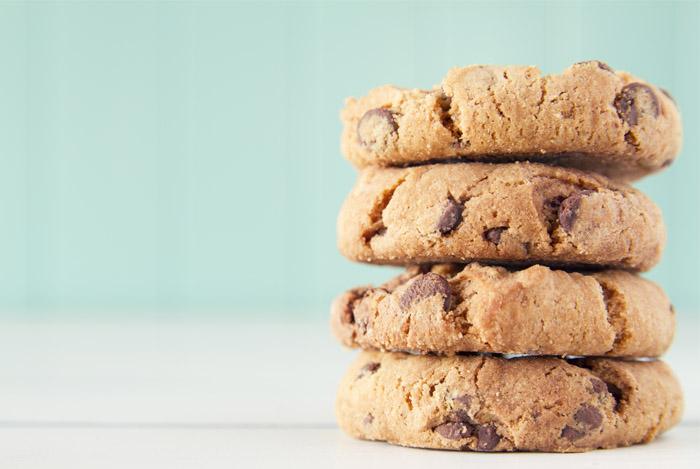 sugary food cookies
