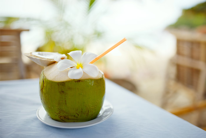 drink coconut