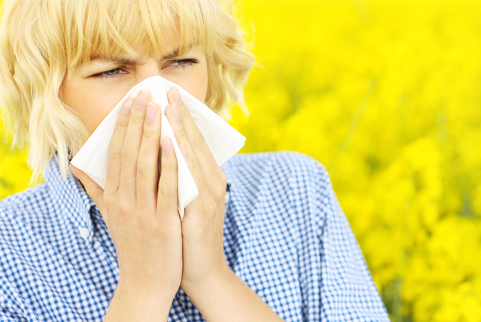 Reduce Seasonal Allergies