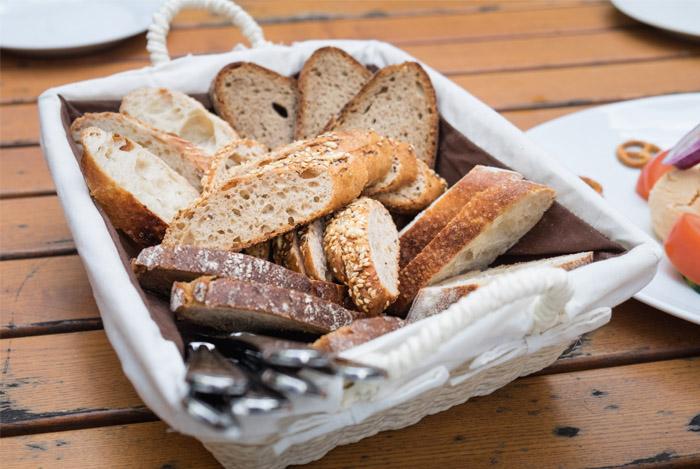 no to bread