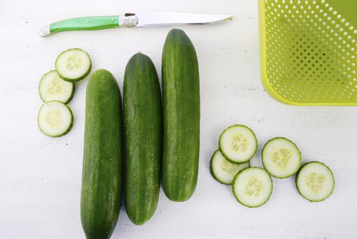 green cucmbers