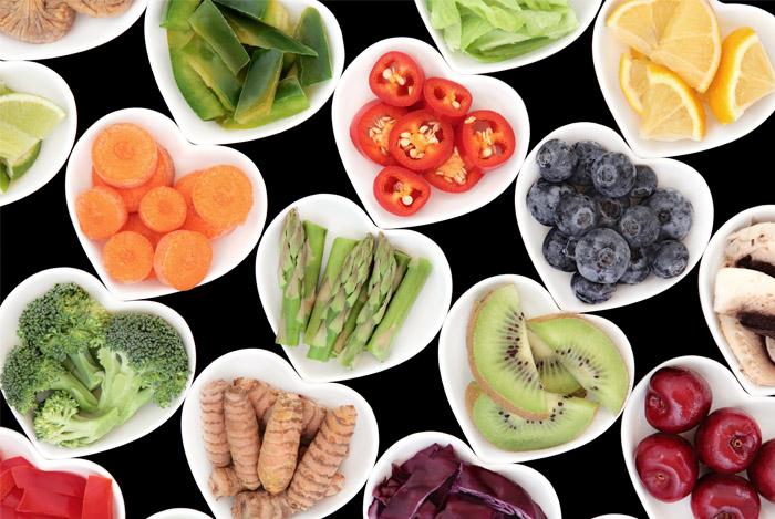 hi fiber foods