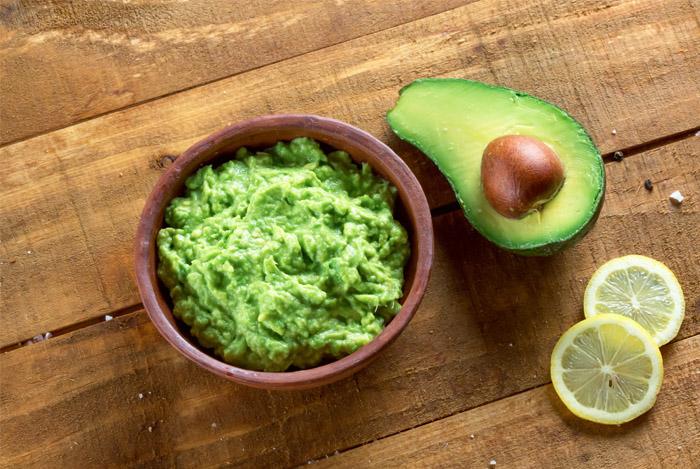 avocado crushed
