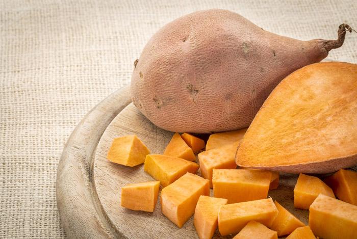 One Pot Tandoori Quinoa with Sweet Potato