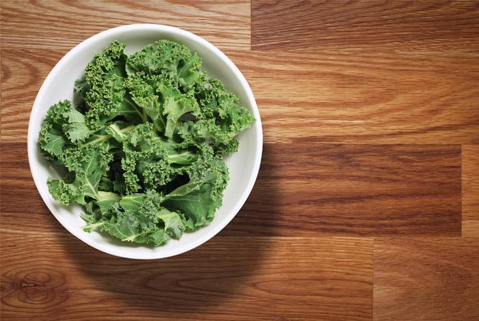 calcium kale