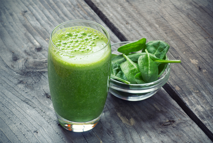 Plant Protein Green Smoothie