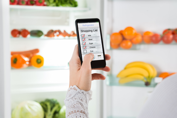 How to Build a Grocery List to Support Optimal Weight Loss Results