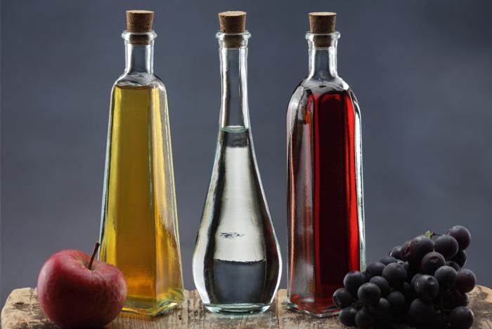 drink vinegar