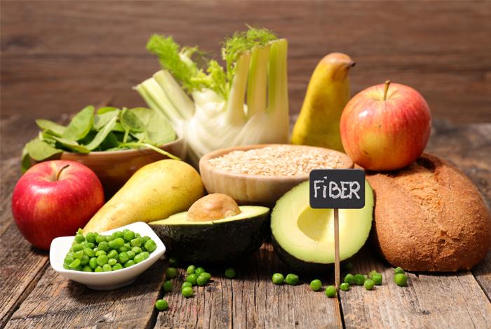 get more fiber