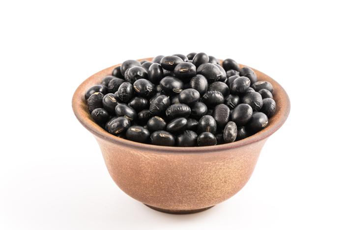 Black Bean Salsa Scramble