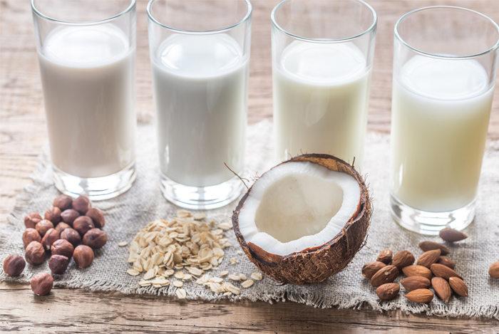 choose dairy free